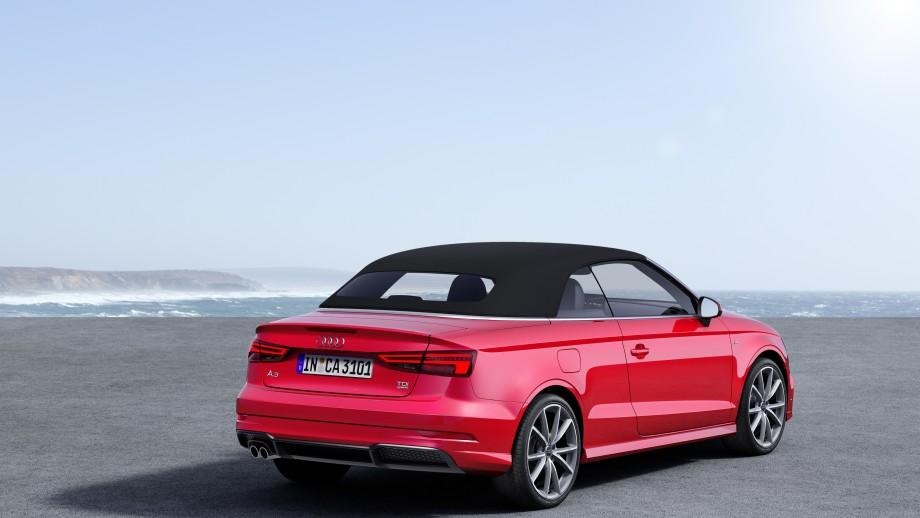 Audi A3 Cabriolet Heck
