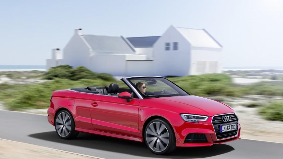 Audi A3 Cabriolet S-Line
