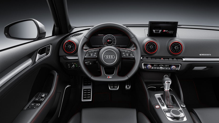 Audi S3 Sportback Cockpit