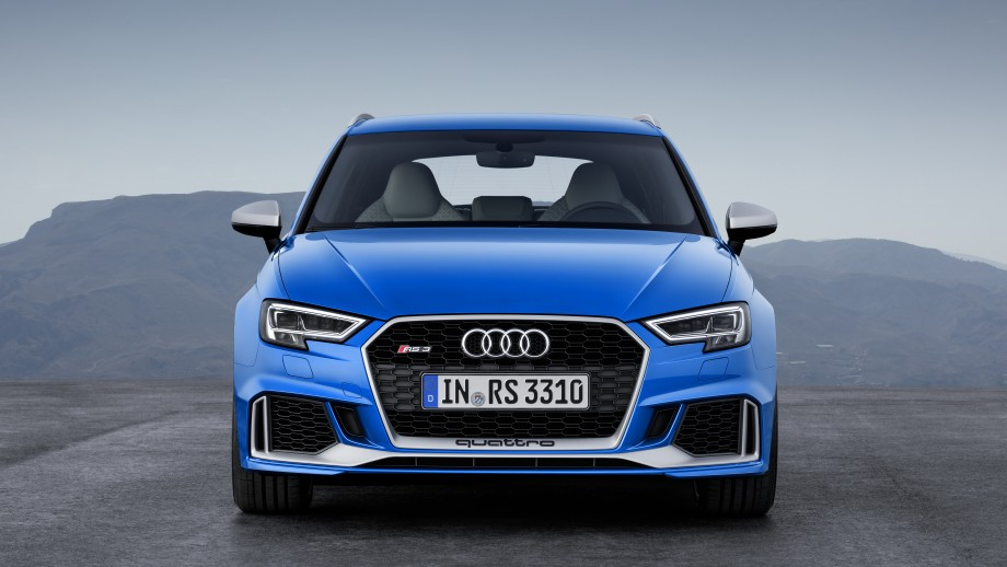 Audi RS3 Sportback Grill