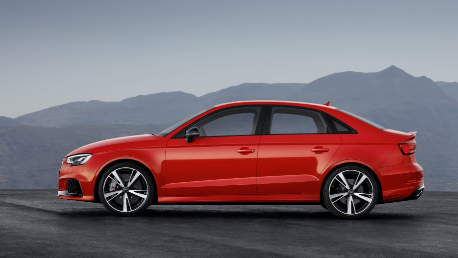 Audi RS3 Limousine Felgen