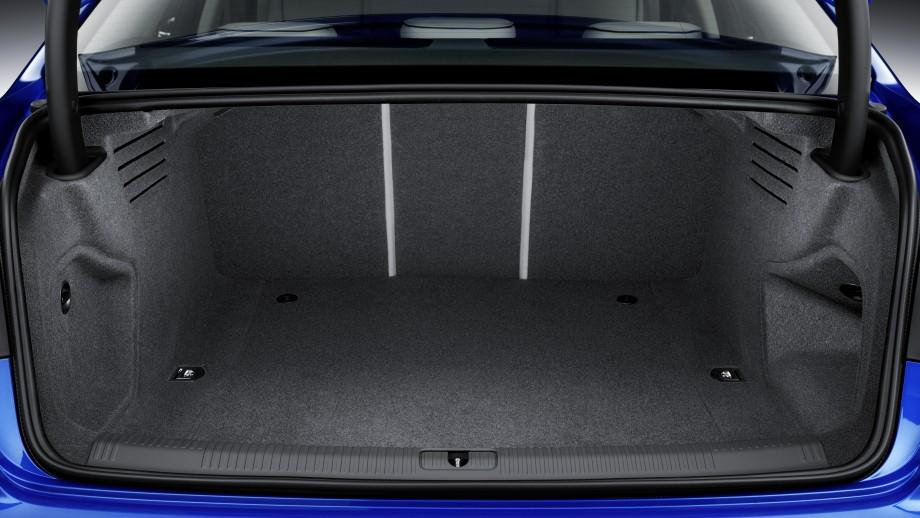 Audi A4 Limousine Kofferraum
