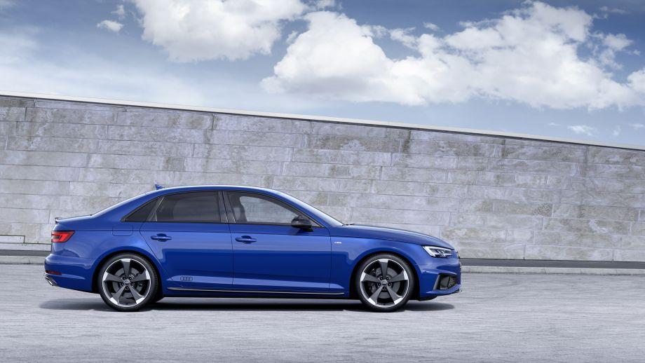 Audi A4 Limousine Seite
