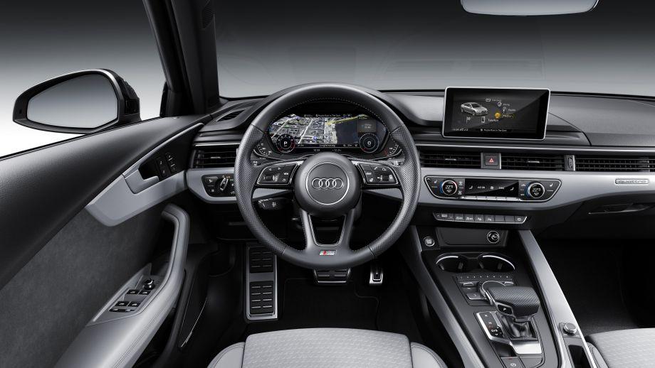 Audi A4 Limousine Interieur