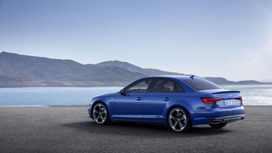 Audi A4 Limousine Heck