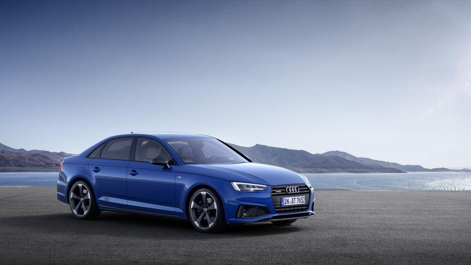 Audi A4 Limousine Front