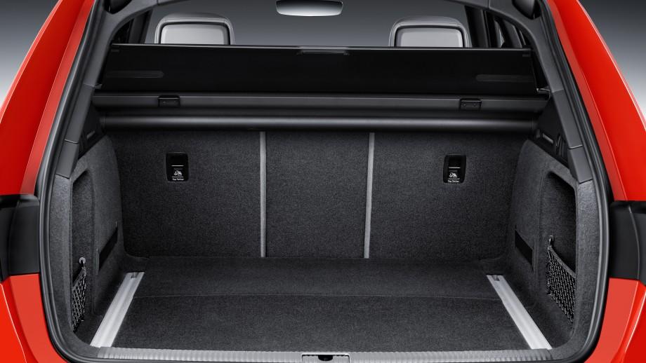 Audi A4 Avant Kofferraum