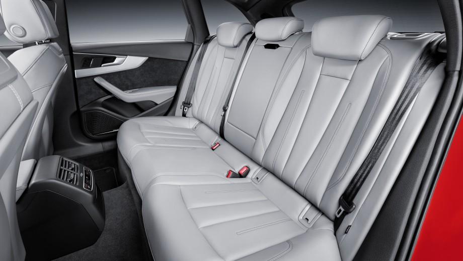 Audi A4 Avant Rückbank