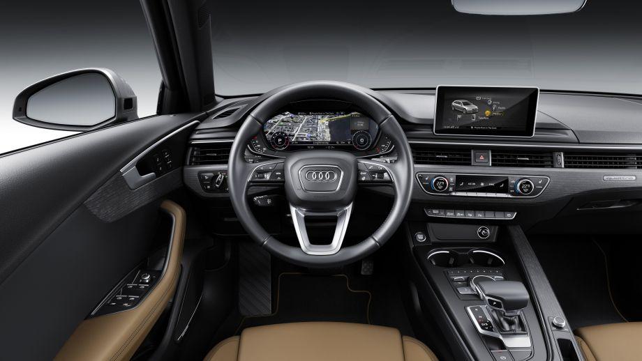 Audi A4 Avant Interieur