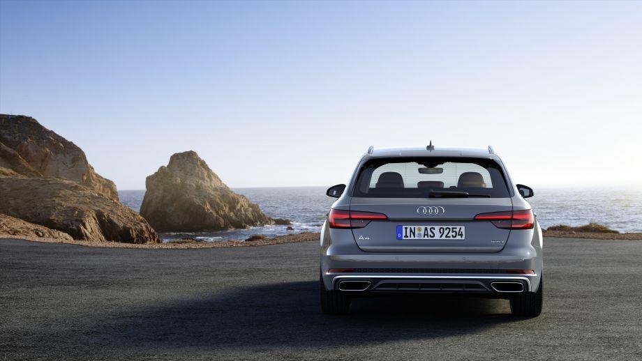 Audi A4 Avant Heckleuchten