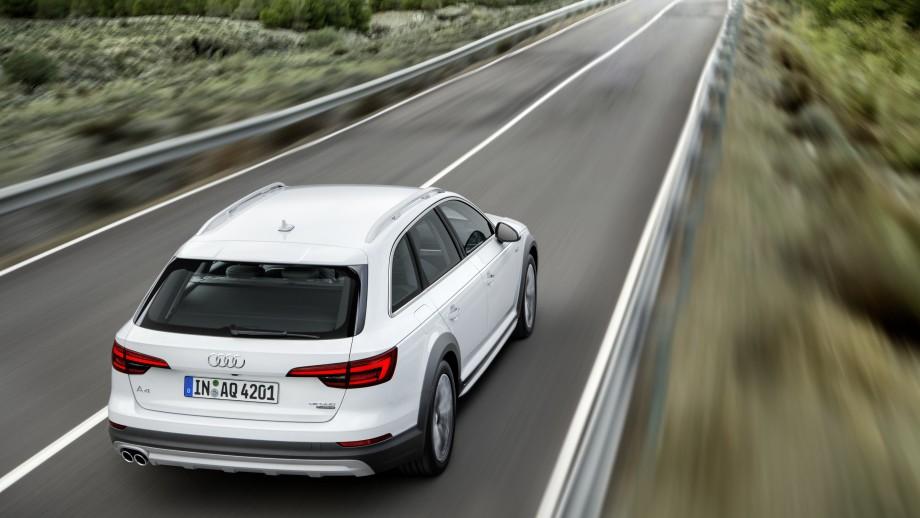 Audi A4 Allroad Quattro Heck