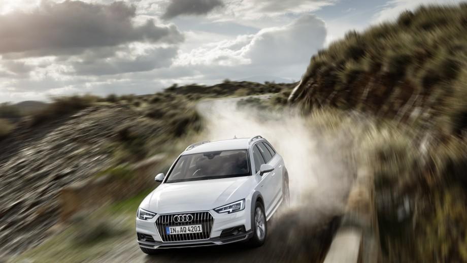 Audi A4 Allroad Quattro Front