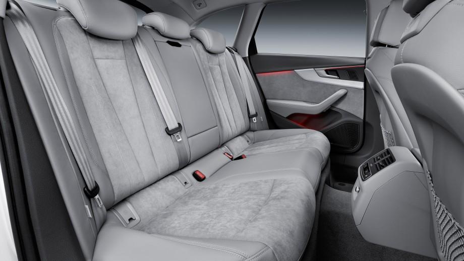 Audi A4 Allroad Quattro Rückbank