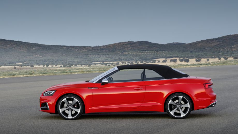 Audi S5 Cabriolet Softtop