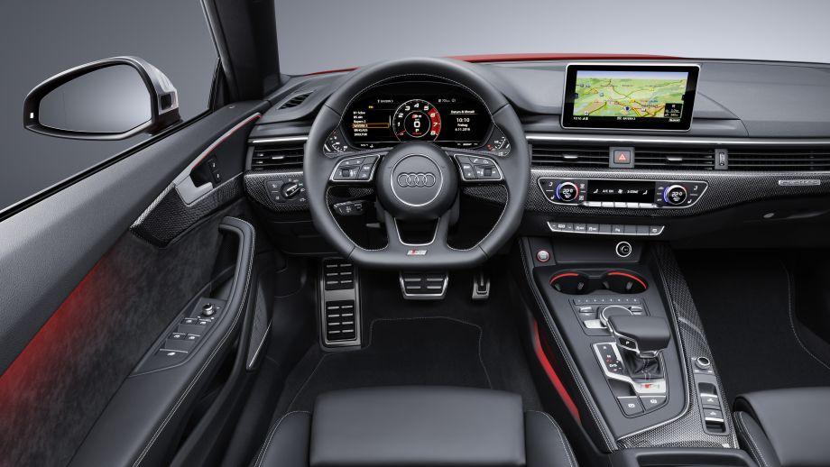 Audi S5 Cabriolet Lenkrad