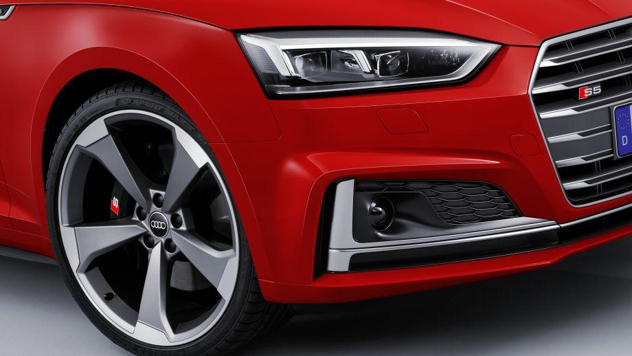 Audi S5 Cabriolet LED
