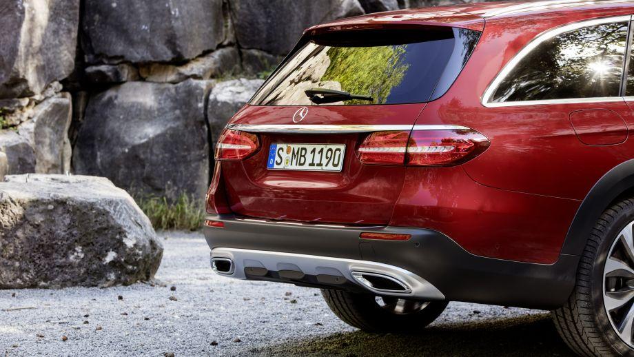 Mercedes-Benz E-Klasse All-Terrain Heck