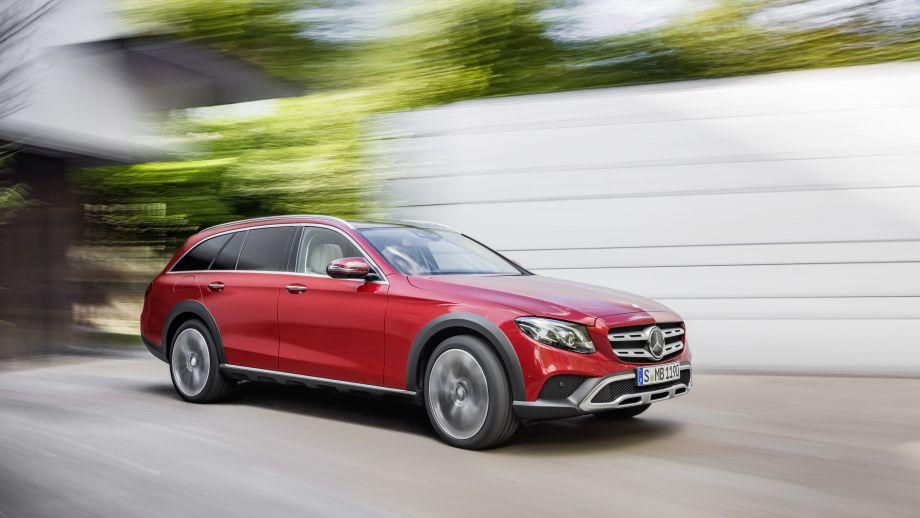 Mercedes-Benz E-Klasse All-Terrain Kombi