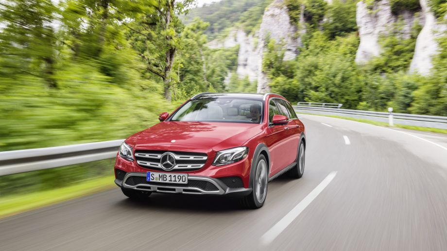 Mercedes-Benz E-Klasse All-Terrain Front