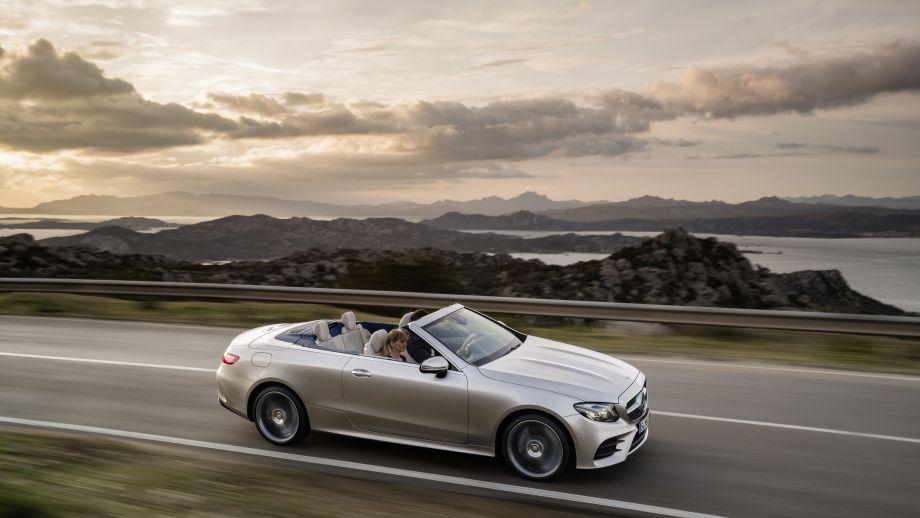 Mercedes-Benz E-Klasse Cabriolet