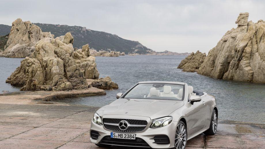Mercedes-Benz E-Klasse Cabriolet Front