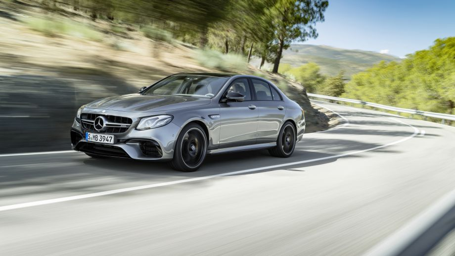 Mercedes-AMG E63 4MATIC+
