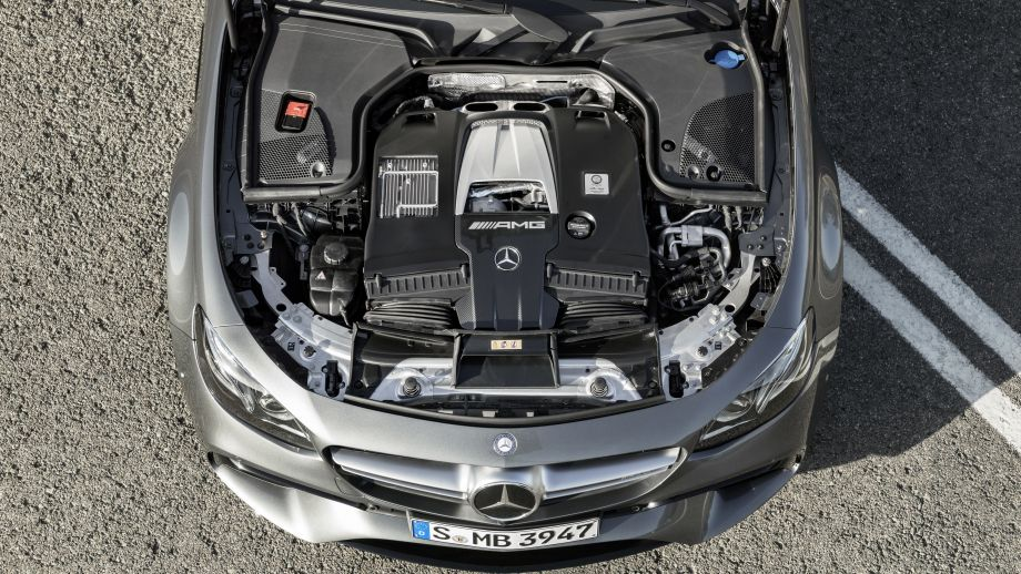 Mercedes-AMG E63 4MATIC+ V8 Biturbo