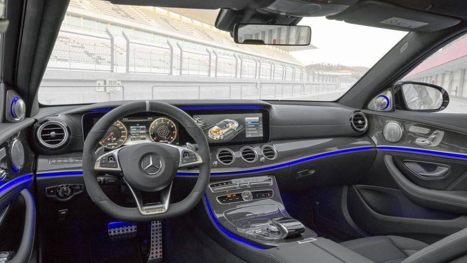 Mercedes-AMG E63 4MATIC+ Interieur