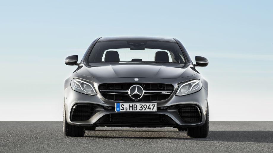 Mercedes-AMG E63 4MATIC+  E-Klasse AMG Front