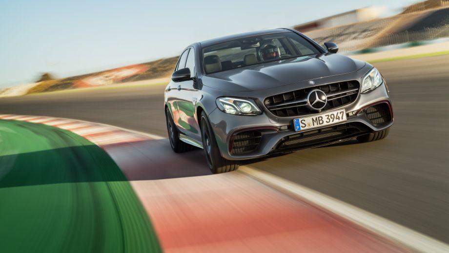 Mercedes-AMG E63 4MATIC+ HFront