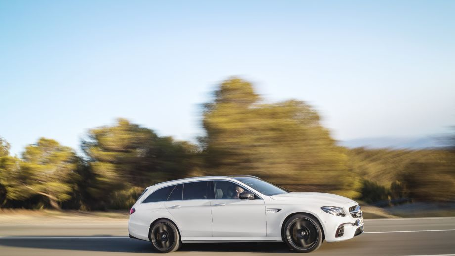 Mercedes-AMG E63 4MATIC+ T-Modell