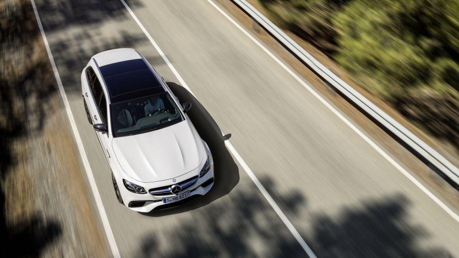 Mercedes-AMG E63 4MATIC+ Kombi