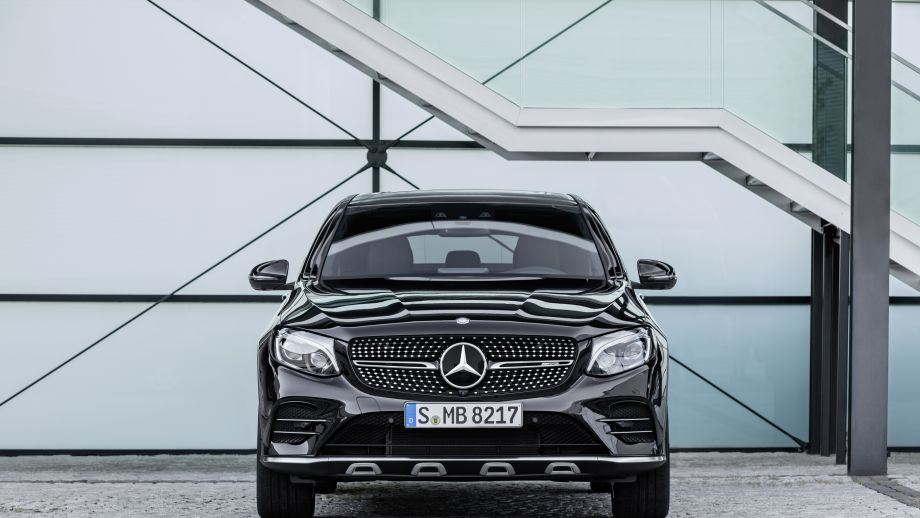 Mercedes-AMG GLC 43 4MATIC Coupé Front