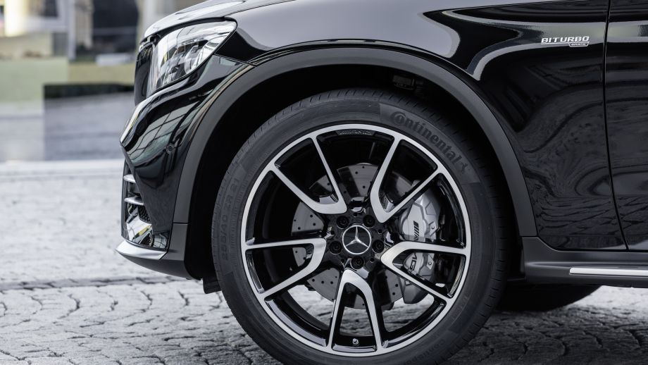 Mercedes-AMG GLC 43 4MATIC Coupé Räder