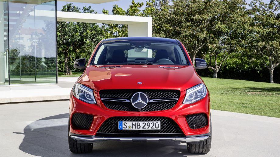 Mercedes-AMG GLE 43 Coupé Front