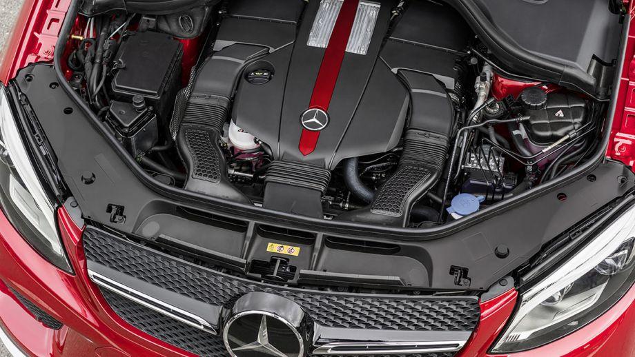 Mercedes-AMG GLE 43 Coupé V6 Biturbo