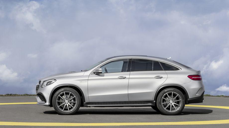Mercedes-AMG GLE 63 4MATIC Coupé
