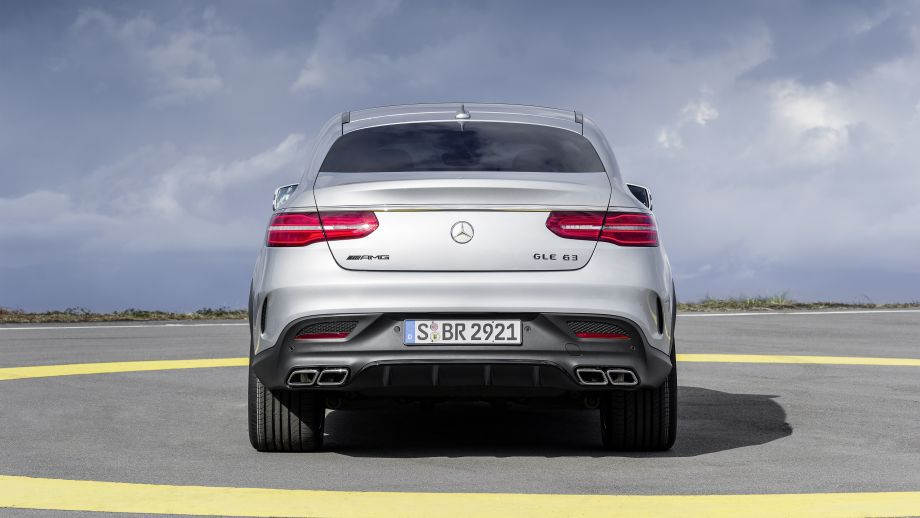 Mercedes-AMG GLE 63 4MATIC Coupé Heck