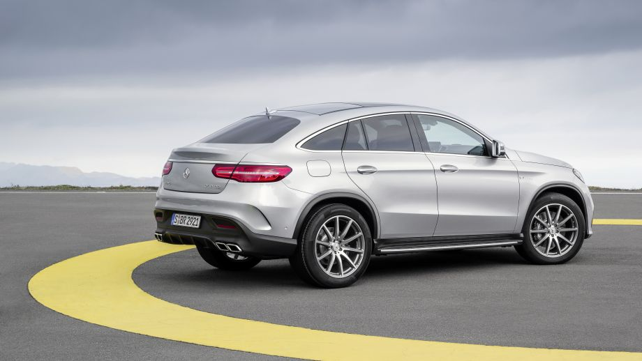 Mercedes-AMG GLE 63S 4MATIC Coupé
