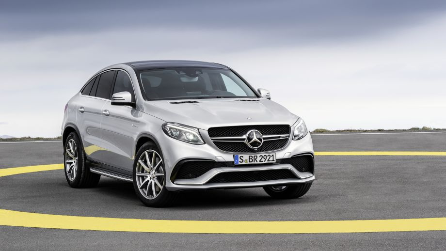 Mercedes-AMG GLE 63 4MATIC Coupé