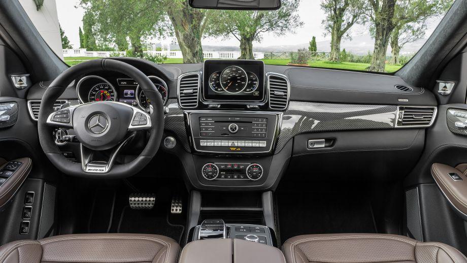 Mercedes-AMG GLS 63 4MATIC SUV Interieur
