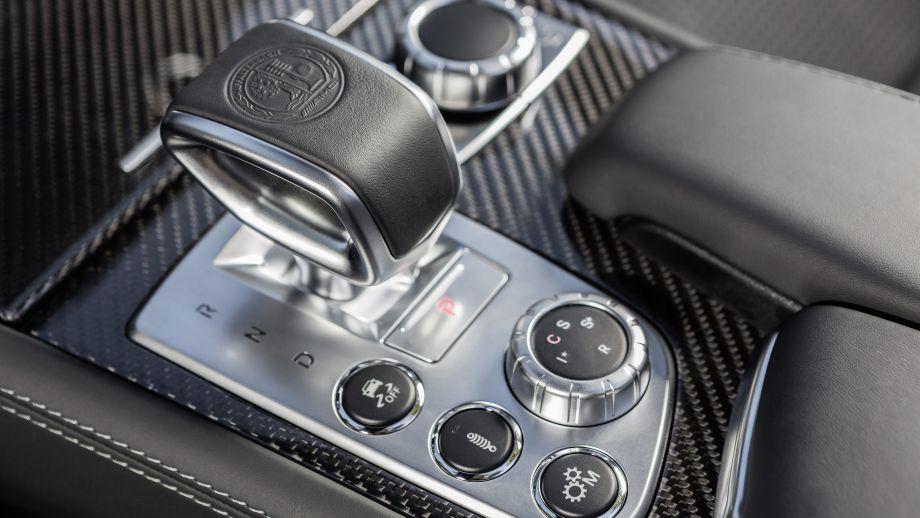Mercedes-AMG SL 63 Schalthebel