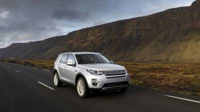 Land Rover Discovery Sport<br/>SUV