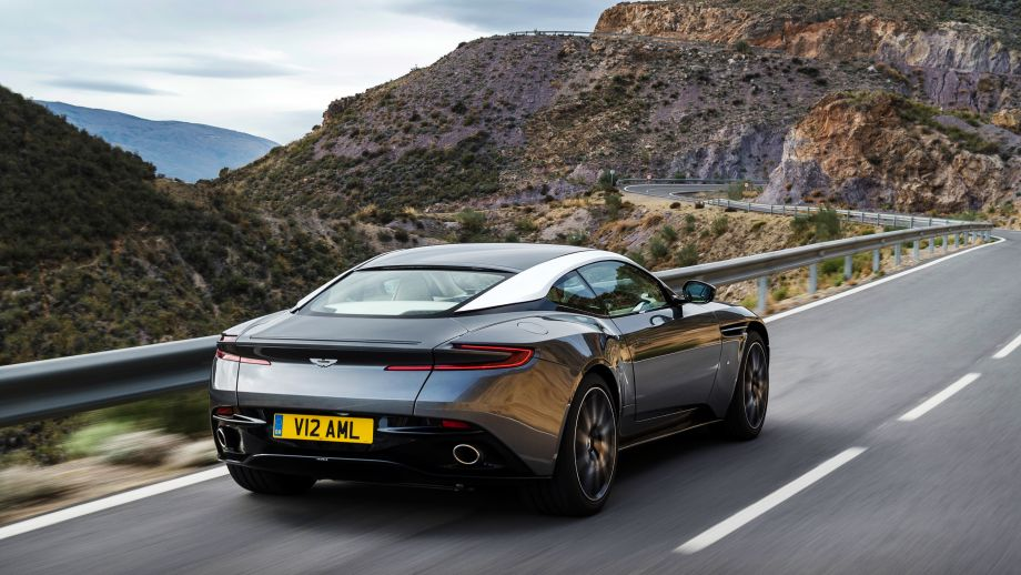 ASTON MARTIN DB11 Coupé