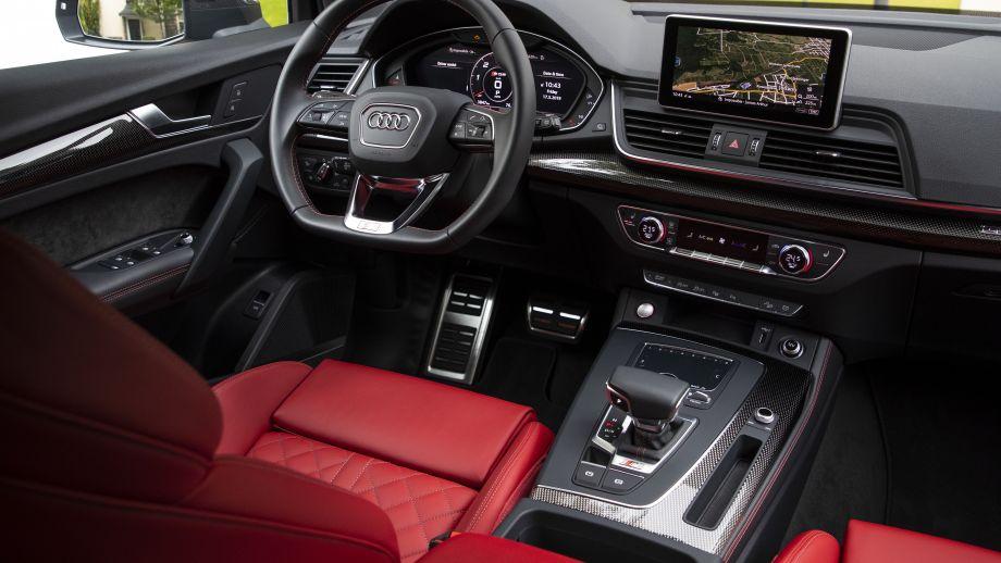 Audi SQ5 TDI MMI