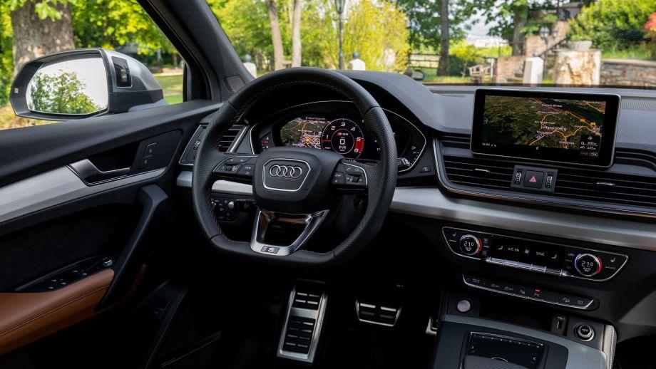 Audi SQ5 TDI Interieur
