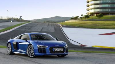 AUDI R8<br/>Coupe