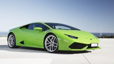 Lamborghini Huracán<br/>Coupé