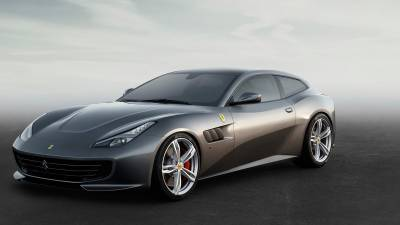 FERRARI GTC4Lusso GT Shooting Brake