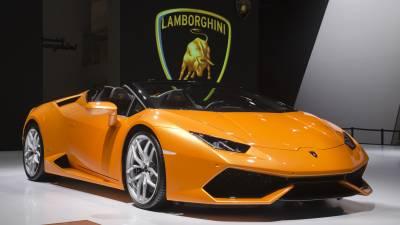 Lamborghini Huracán<br/>Spyder